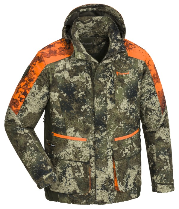 Pinewood Forest Jacka - Camo