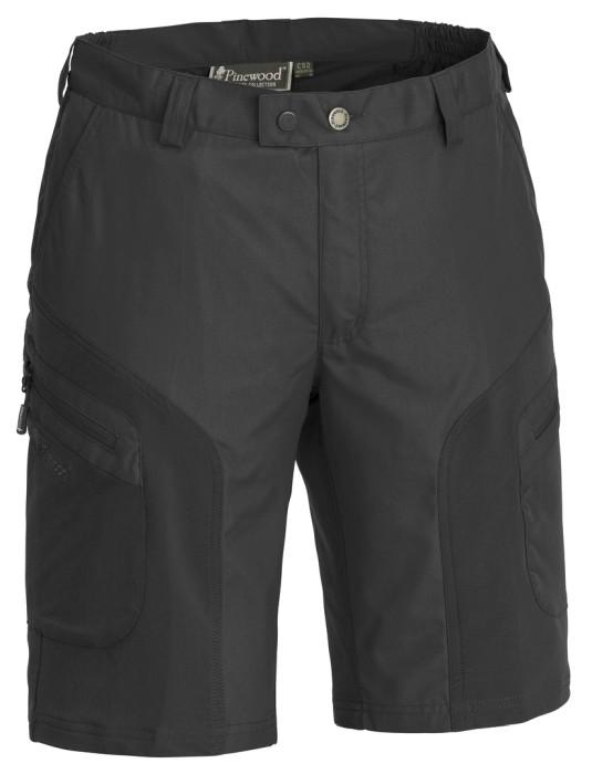 Pinewood Wildmark Stretch Shorts - Black
