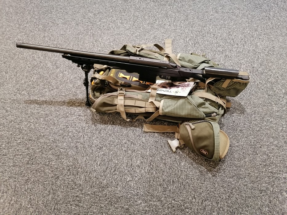 Tenzing TZ 4000 Ryggsäck