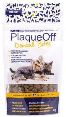 SwedenCare Plaque Off Dental Bites 60gr