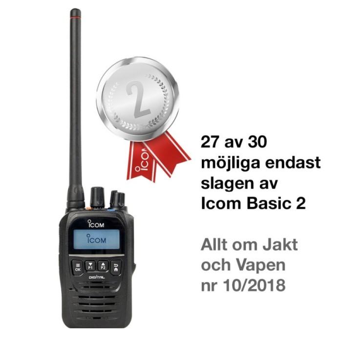 Icom ProHunt D52