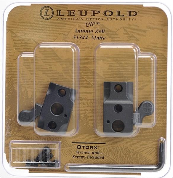 Leupold QR Bas/Baser till QR ring
