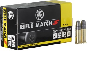 RWS 22LR Rifle Match S