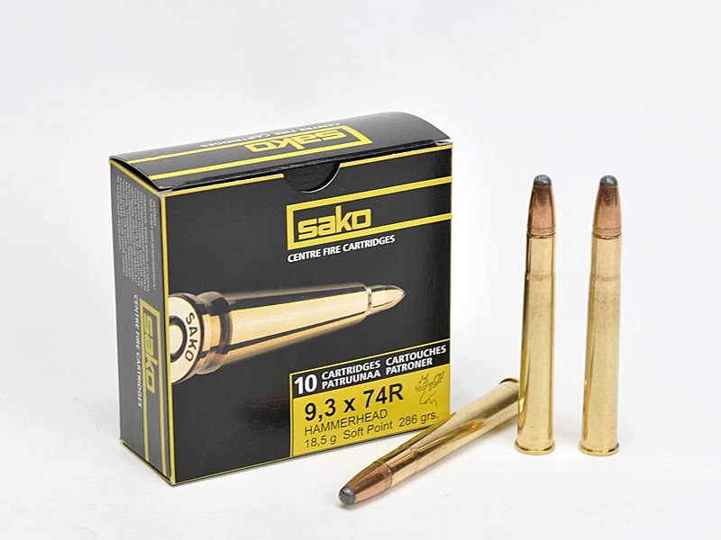 Köp Sako 9,3x74R - 18,5g Hammerhead - Bra Pris & Fri Frakt | Jakt.se