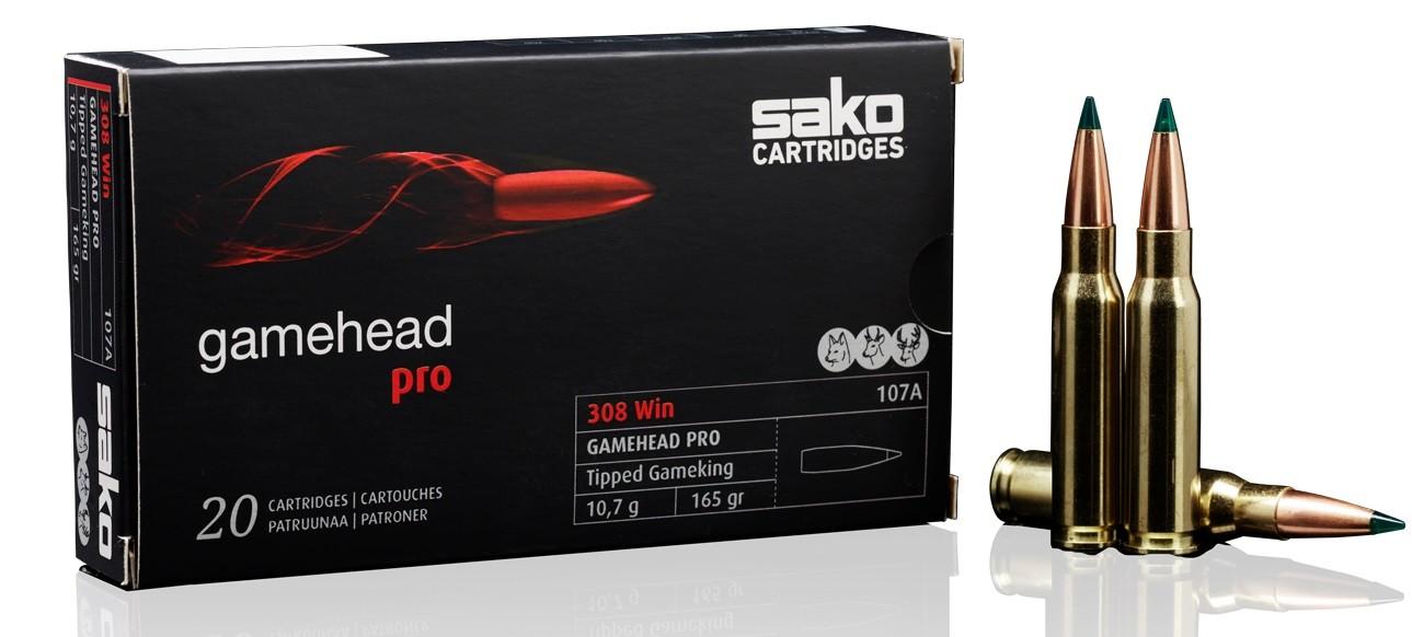 Sako Gamehead Pro 308Win