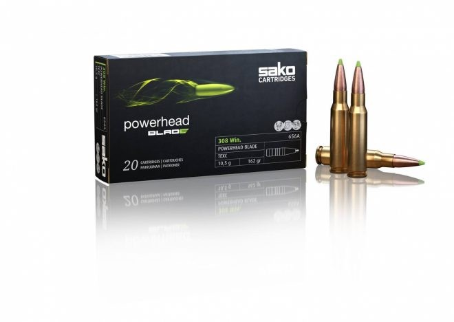 Sako Powerhead Blade 308win 10,5 gram