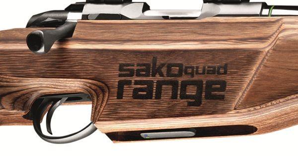 Sako Quad Range