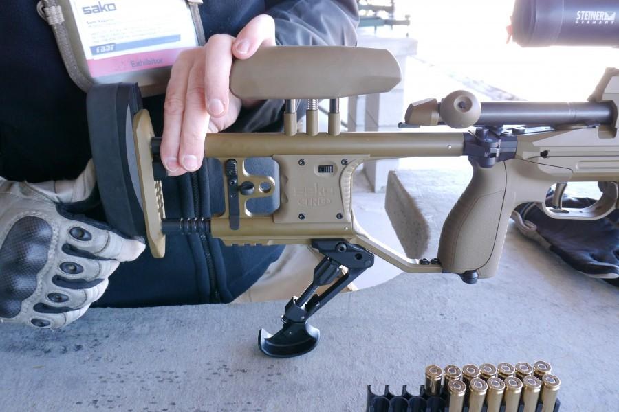Sako TRG M10 Monopod