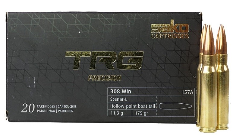 Sako 308 Win Trg Precision HPBT Scenar-L 11,3g