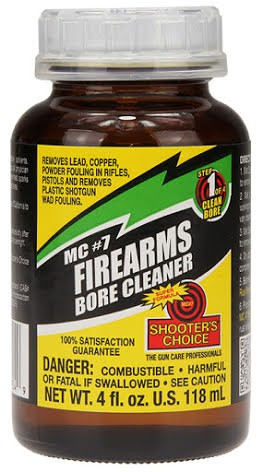 Shooters Choice Solvent