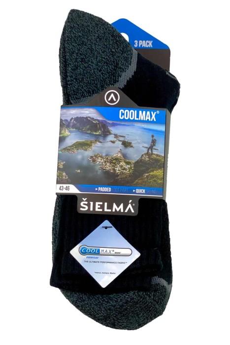 Sielma Outdoorsocka Coolmax 3-pack