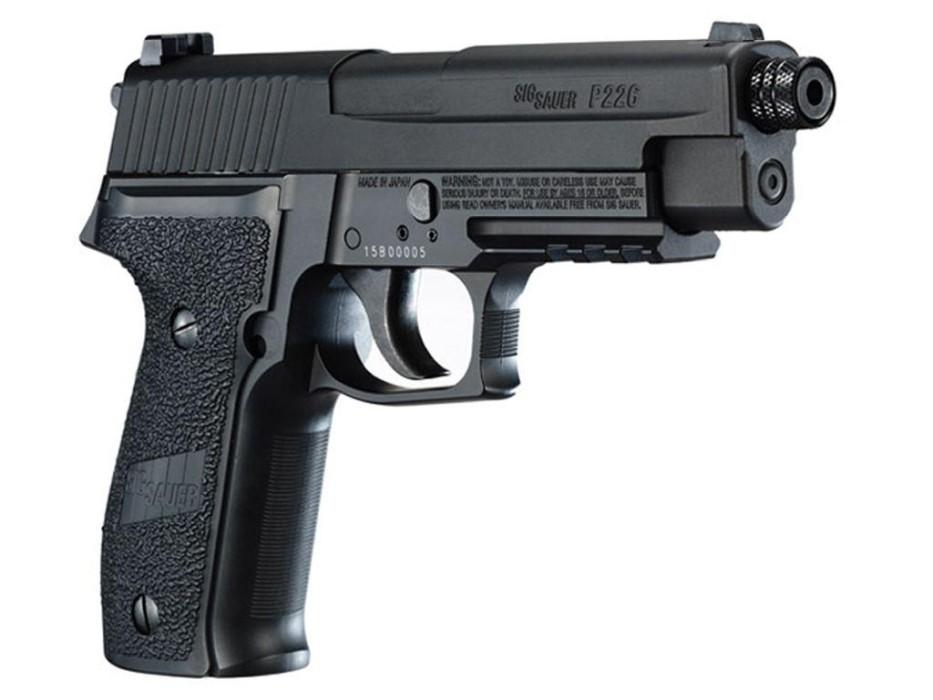 Sig Sauer P226 ASP Kolsyrepistol