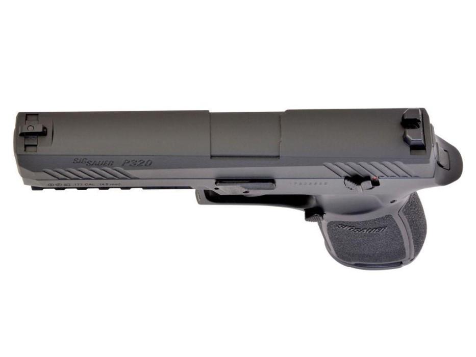 Sig Sauer P320 ASP 4,5mm Luftpistol