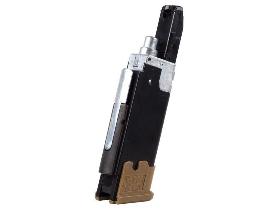 Sig Sauer P320-M17 ASP Coyote Tan Kolsyrepistol