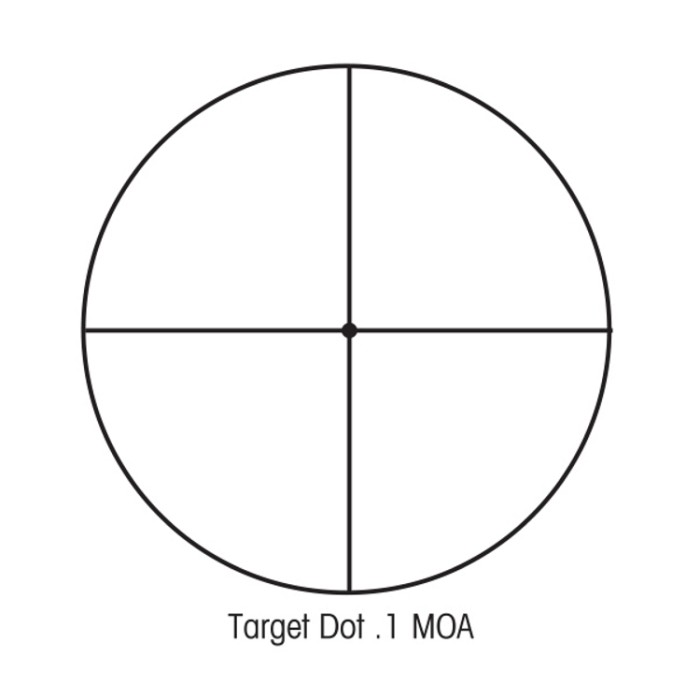 Sightron SIII SS 45x45 ED Target