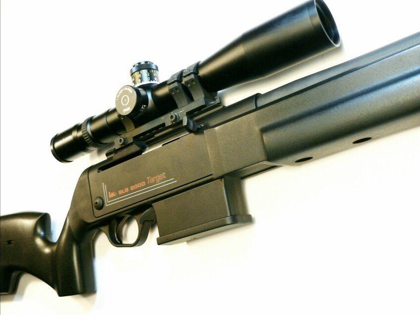 Heckler & Koch SLB 2000+ 10-skottsmagasin