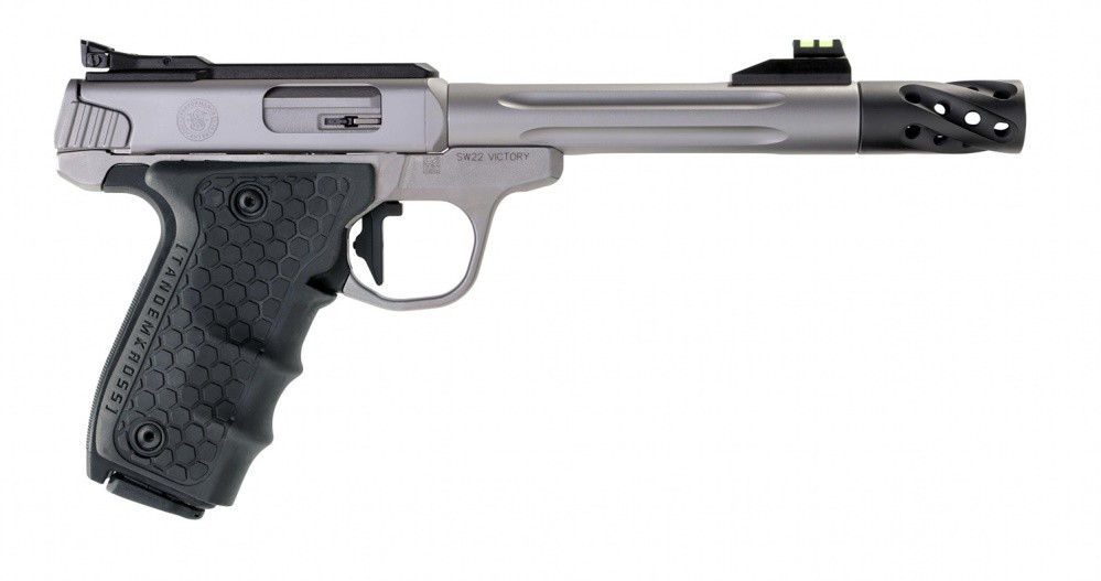 Smith & Wesson SW22 Victory Target 22LR Pistol
