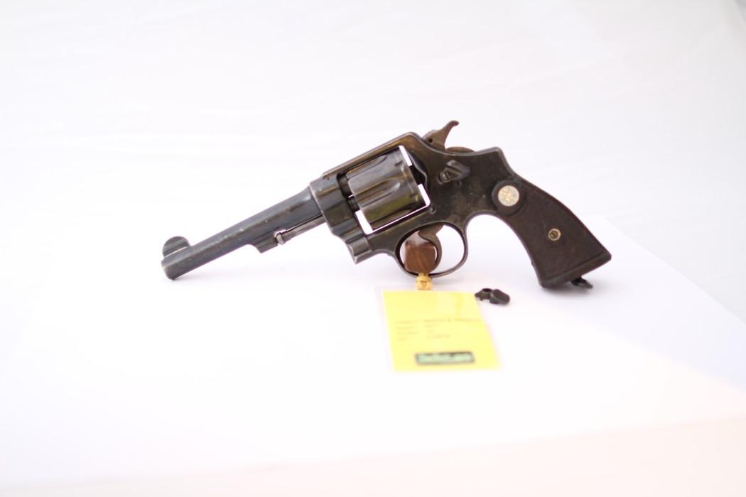 Smith & Wesson 1917 .45ACP (Nr.1818)