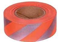 Snitselband Orange med Reflex