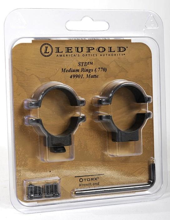 Leupold Std Ring 1 tum