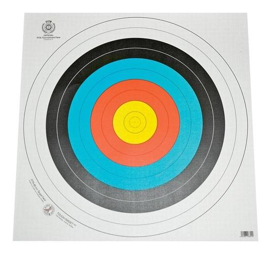 Evelox Target Face Fita Tapet 40x40