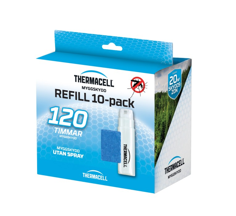 Thermacell Refill 10-pack 120h