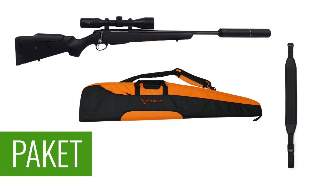 Tikka T3x Lite Adjustable - Jakt.se Edition