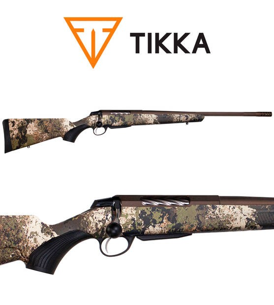 Tikka T3x Lite Veil Wideland Kulgevär