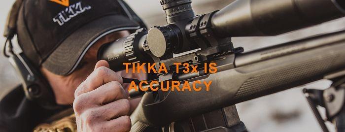 Tikka T3x Varmint Stainless