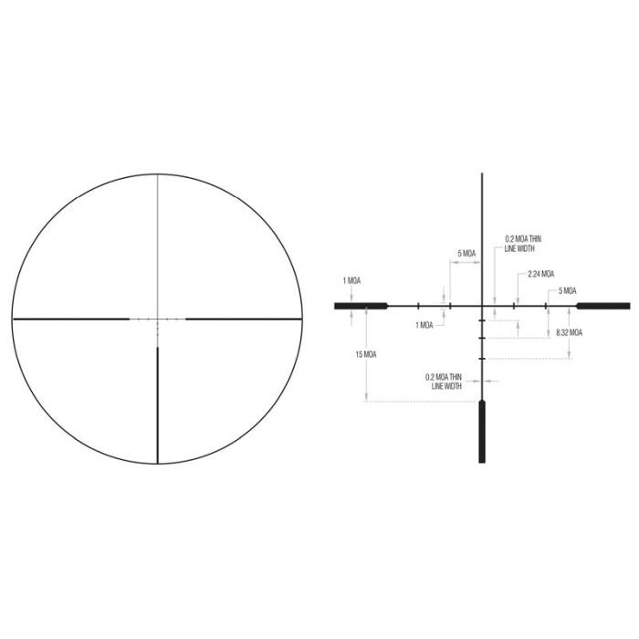 Trijicon Credo HX 1-6x24
