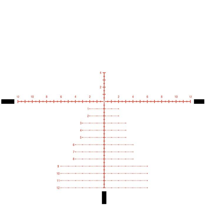 Trijicon Tenmile 3-18x44 Mrad FFP