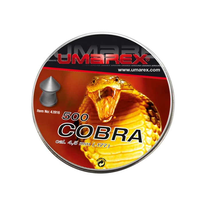 Umarex Cobra 4,5mm 0,55g