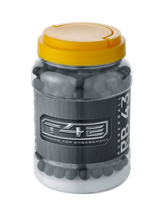 Umarex Gummikulor .43 Till T4E 500-Pack