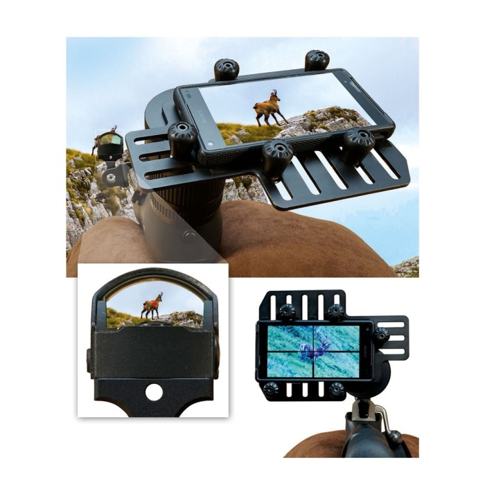 Universal Mobiltelefon Adapter för kikare
