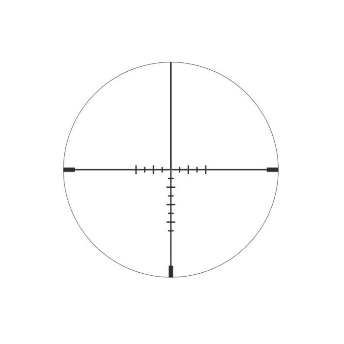 Vortex Viper PST Gen II 1-6x24 VMR-2 MRAD SFP