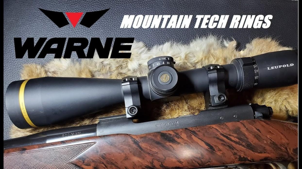 Warne Mountain Tech