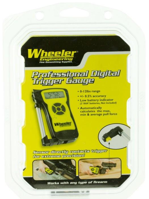 Wheeler Digital Avtryckarvåg
