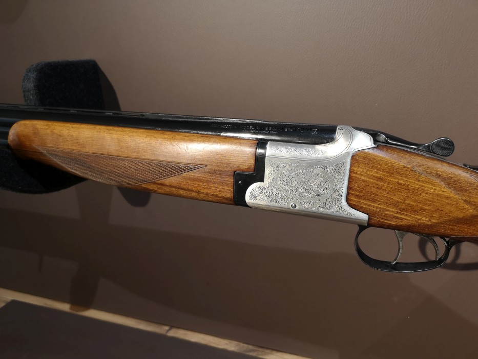 Winchester 91 Kal 12/70  (Nr.10109)